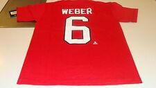 Team Canada 2014 Sochi Winter Olympics Hockey XXL Red Shea Weber T Shirt