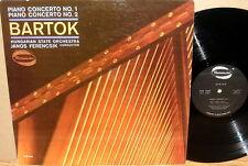 WESTMINSTER Bartok ZEMPLENY WEHNER Piano Concertos 1 & 2 FERENCKSIK XWN-19003