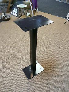 Metal Powder Coated Stand for Royal Mail Post Box Stand for GR ER Irish Scottish