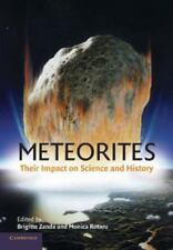 Meteorites: Impact on Science and History by Zanda and Rotaru (2001, Paperback)