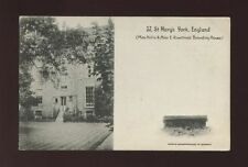 York Posted Single Collectable English Postcards