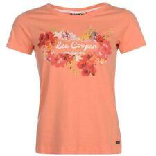 Cotton Floral Plus Size Graphic T-Shirts for Women