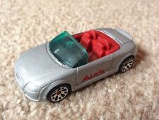 Matchbox Audi Tt Roadster Escala 1:57