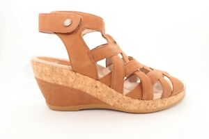 Dansko Cecily Full Grain  Sandals Camel Women's Size EU 39 ()