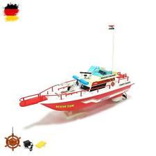 RC ferngesteuerte Küstenwache, Polizei-Boot, Feuerwehr-Schiff, Modell mit Akku