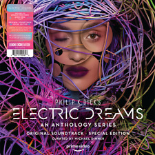 PHILIP K DICK'S ELECTRIC DREAMS OST LP Black Friday 2019 New