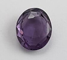 Echter violetter Spinell in Spezifikationsbox ( 6,54 Carat ) 12,2 x 10,2 mm
