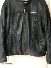 Harley-Davidson FXRG lederjacke/leather jacket Triple Vent, 98518-05 VM
