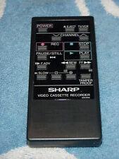 A SHARP G0532GESA G0532GE - VCR XA305 remote control