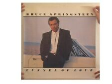 Bruce Springsteen Poster Tunnel Of Love Leaning Old
