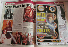 Star Wars Episode 11 Mint Set Mag Poster Stickers