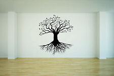 Tree roots Vinyl Decal