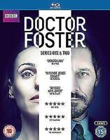 Doctor Foster Serie 1 A 2 Blu-Ray Nuovo (BBCBD0415)