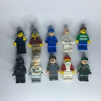 10 x Genuine LEGO Minifigures Bundle #9