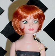 """DOLL Wig Monique """"Doris"""" Size 4/5 - CARROT"""