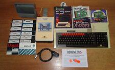 """Acorn BBC MASTER 128 con datacentre 2x USB, CF Hard Drive, 5.25"""" floppy e altro!"""