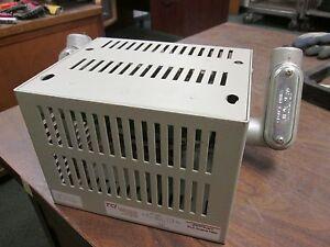TCI dvdtGuard KLC Output Filter KLC12BE 600V max 12A max 3Ph missing screws (2)