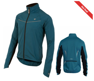 Pearl Izumi Mens Select Thermal Barrier Jacket - Blue - Size 2XL