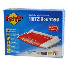 AVM Fritzbox 7490 1300 Mbps WLAN Router / Fritz!Box VDSL/ADSL Fritzbox ⭐️⭐️⭐️⭐️⭐