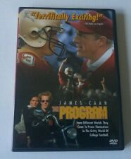 The Program DVD Widescreen James Caan football