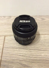 NIKON AF NIKKOR 35mm f/2D Lens in Mint Condition