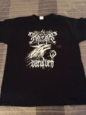 KRODA Varulven Shirt XL, Gorgoroth, The Chasm, Inquisition, Azarath, Falkenbach
