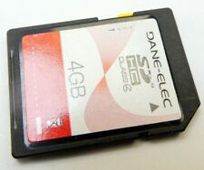 Dane-Elec 4GB SD SDHC card Camera memory Genuine SD card