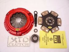XTD STAGE 4 RIGID CLUTCH KIT 2003-2009 HONDA ACCORD 2.4L 4CYL
