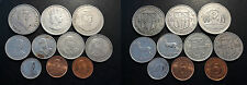 île Maurice - Mauritius - Commonwealth - lot de x10 monnaies de 1950 à 1999