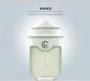 New in Box Avon HAIKU Eau De Parfum Perfume Spray 1.7 oz. Full Size