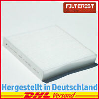 Filteristen Innenraumfilter Pollenfilter für Honda Jazz II (GD) mit Klimaanlage