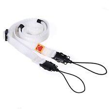 Kodak Printomatic Camera Neck Strap (White) – Adjustable, Convenient, Practical