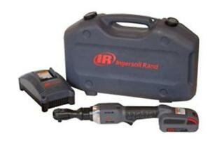 """Ingersoll Rand 1/2"""" Cordless Ratchet Kit With 1 Battery IR R3130-K12"""
