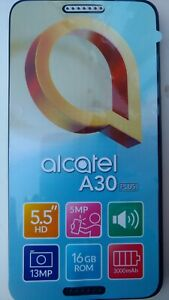 "Alcatel A30 PLUS Unlocked Smartphone AT&T/T-Mobile/Verizon - 5.5"" HD Screen 1..."