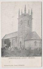 Lincolnshire Carte Postale - Sempringham Abbey Église (A316)