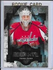 11-12 Artifacts Todd Ford Rookie # 197