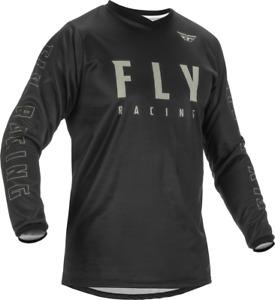 FLY RACING F-16 JERSEY - BLACK/GREY