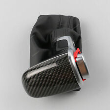 Kohlerfaser Wählhebel Schaltknauf mit Rahmen Für Audi A4 A5 Q5 2010-15 Automatik