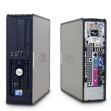 PC COMPUTER DESKTOP RICONDIZIONATO RIGENERATO DELL OPTIPLEX 780 DDR3 4GB W10 PRO