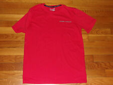 UNDER ARMOUR HEATGEAR SHORT SLEEVE RED LOOSE T-SHIRT MENS SMALL EXCELLENT