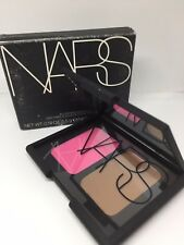 NARS Blush Bronzer Duo in Desire & Laguna Powder Blusher with Bronzer Full Size