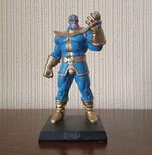 Thanos Edición especial rara-EAGLEMOSS Classic Marvel Figurine