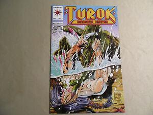 Turok Dinosaur Hunter #3 (Valiant 1992) Free Domestic Shipping
