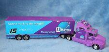 Vintage Semi Truck/Trailer Hayes Modems Racing Team #15 1994