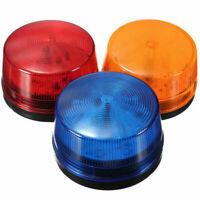 Emergency Blue Light LED Strobe Light Road Repair Warning Lamp Flashing Light