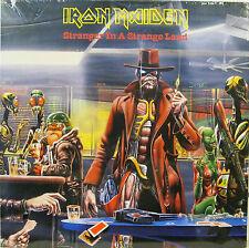 "IRON MAIDEN ""STRANGER IN A STRANGE LAND""  7' reissue sealed"