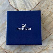 SWAROVSKI Jewelry BOX for Gifts: Earrings, Necklace, Ring