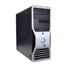 Ordinateur PC Worstation Dell Precision T3500 - XEON - 8 Go - 320 Go -Win 10 -08