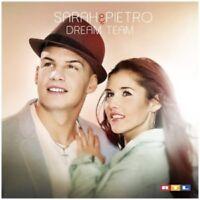 SARAH & PIETRO - DREAM TEAM  CD  13 TRACKS INTERNATIONAL POP  NEW+