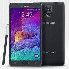 SAMSUNG GALAXY NOTE 4 N910V VERIZON GSM & CDMA UNLOCKED PHONE (32GB) 16MP Black